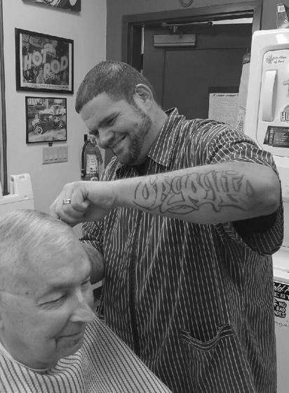 Frank Grosso - Barber
